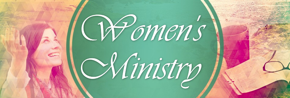 Women's Retreat Religious Web Banner